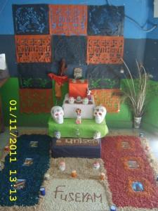 Altar de Muertos Fuseyam