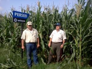 Sr. Enrique Pelayo e Ing. Andres perez (Ayutla)